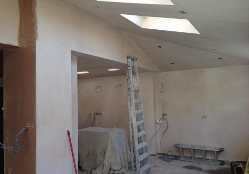 Corner plastered crosby