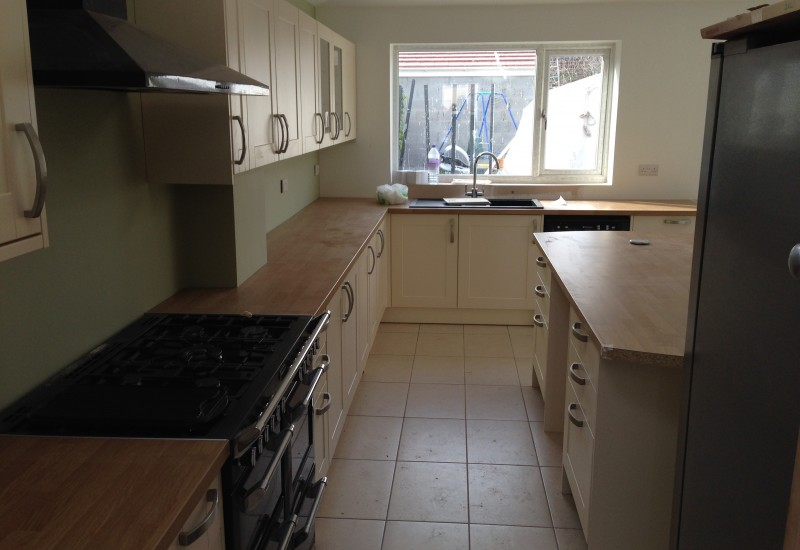 Kitchen full view crosby