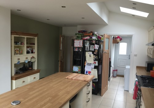 Kitchen Island Wrap Around Crosby