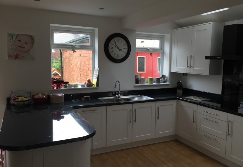 Kitchen Extension and Internal Alterations Crosby