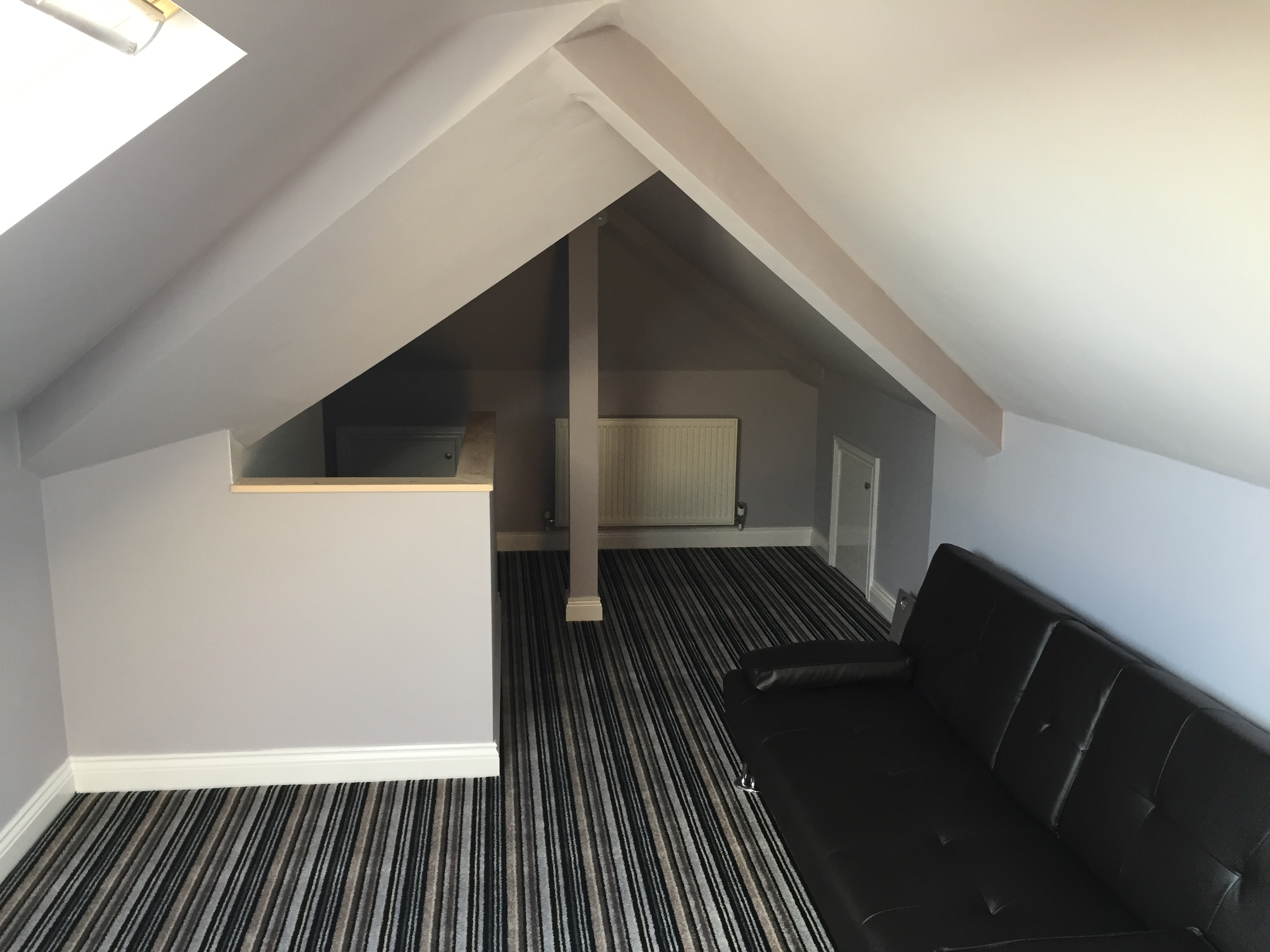 Loft Conversion In Walton Ljp Builders