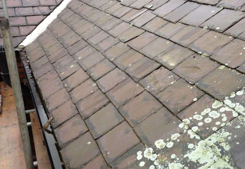 Situation before new roof aintree by LJP