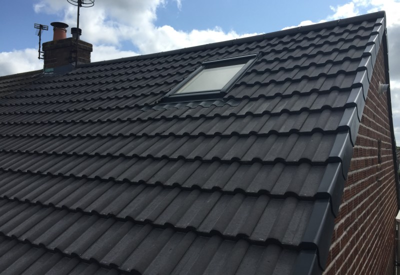Roof corner Maghull