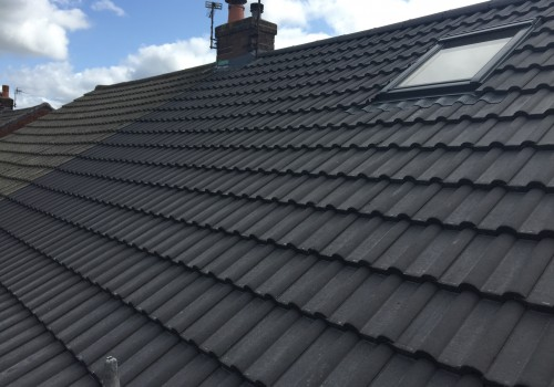 Brand new Roof finished in Maghull