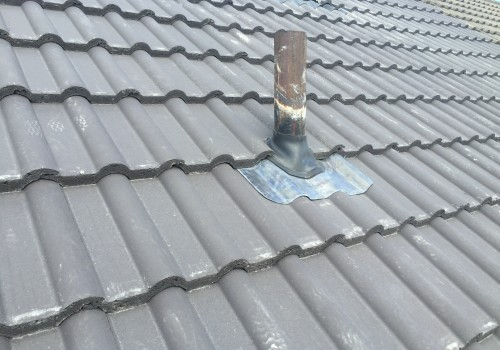 Exhaust Roof new roof in Maghull
