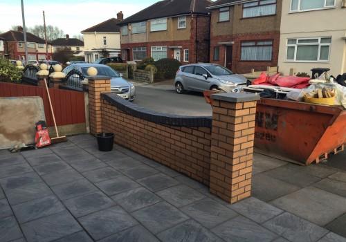 Garden Wall Netherton Complete