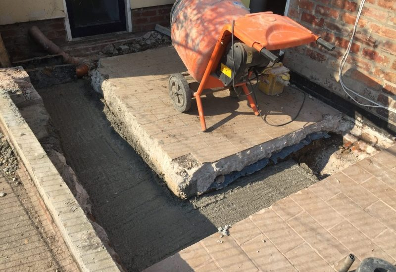 Paving in liverpool - LJP Builders