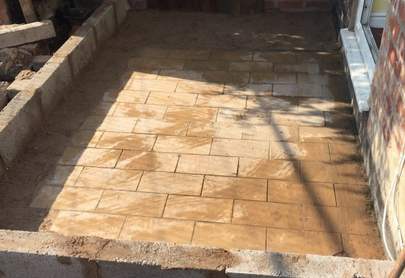 Paving work Liverpool - LJP Builders
